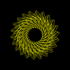 HTML Spirograph submission #1019