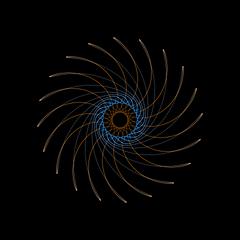 HTML Spirograph submission #1881