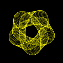HTML Spirograph submission #248
