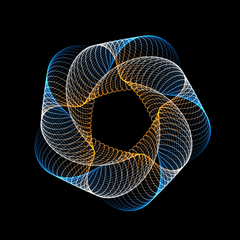 HTML Spirograph submission #249