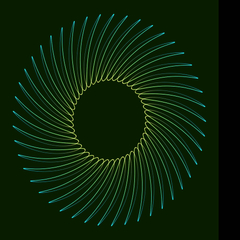 HTML Spirograph submission #828