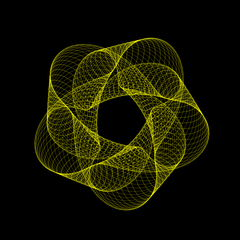 HTML Spirograph submission #853